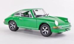 Porsche 911 S 2.4, grün 1:24