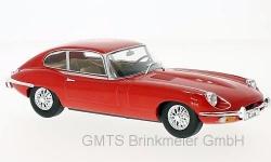 Jaguar E Type rot 1:24
