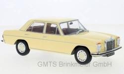 Mercedes 200 D (W115), beige, 1968  1:24