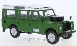 Land Rover Series III 109 grün 1:24