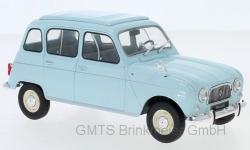 Renault 4L, hellblau  1:24