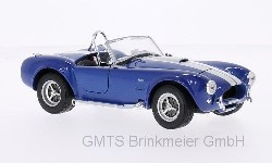 Shelby Cobra 427 SC, metallic-bl/we 1:24