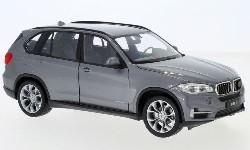 BMW X5 (F15), metallic-grau 1:24