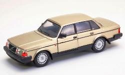 Volvo 240 GL, gold 1:24