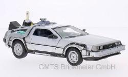 DeLorean Back to the future II  1:24
