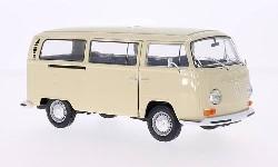 VW T 2 Bus,  hellbeige - für Taxi  1:24