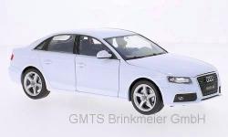 Audi A4, weiss, 2009   1:24