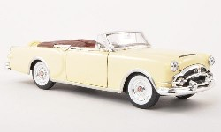 Packard Caribbean, beige 1953 1:24