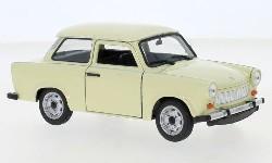 Trabant 601 beige-hellblau  1:24