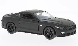 Ford Mustang GT, schwarz (2015) 1:24