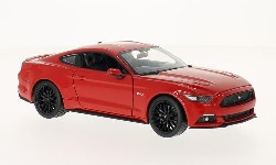 Ford Mustang GT, rot 1:24