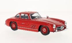 Mercedes 300 SL (W198) rot  1:24