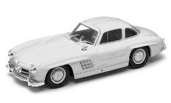 Mercedes 300 SL (W198) weiss 1:24