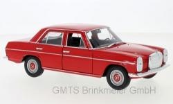 Mercedes 220 (W115) rot (1968) 1:24