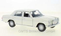 Mercedes 220 (W115) weiss (1968) 1:24