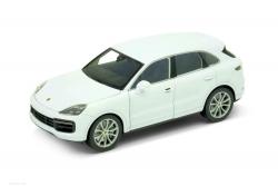 Porsche Cayenne Turbo  weiß  1:24