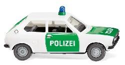 VW Polo 1 - Polizei  1:87