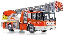 Feuerwehr - Drehleiter L32 Ffm  ; 1:43