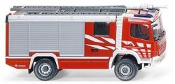 Feuerwehr -Tunnellöschfahrzeu; 1:87