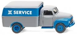 Kastenwagen (Opel Blitz) WM Service 1:87