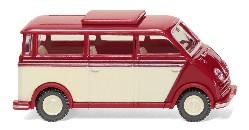 DKW Schnelllaster Bus 1:87
