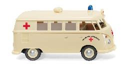 VW T1 Bus DRK ``Bulli``  1:87