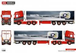 Scania CR20H Kühlkoffersattelzug 1:50