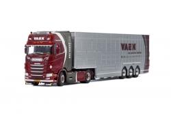 Scania CS20H 4x2 mit Viehauflieger 1:50