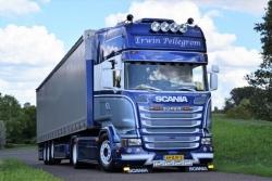 Scania Str. TL Gardinenplanensattel 1:50
