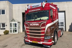 Scania CS20N 6x2 Zugmaschine 1:50