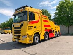 Scania CS20N Abschleppfahrzeug 1:50