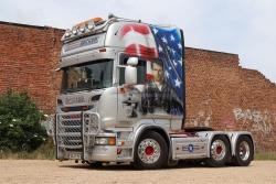 Scania Str. TL 6x2 Zugmaschine 1:50