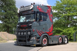 SCANIA S HIGHLINE | CS20H 6X2 Szm 1:50