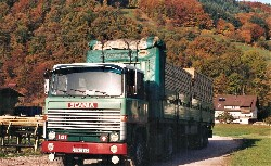 Scania 1 Serie 4x2 Gardinenplanensa 1:50