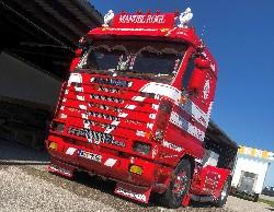 Scania 3 Serie 4x2 Zugmaschine 1:50