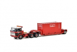 DAF 2600 6x4 m Tiefl. u Container 1:50