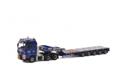 MAN TGX XXL - Nooteboom Multi-PX 5; 1:50