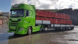 Scania S Highline 6x4 Fachbettaufl 1:50