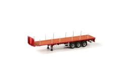 Flatbed Trailer (3 axle); 1:50