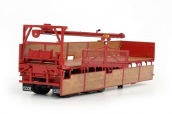 Brick Trailer (3 axle); 1:50