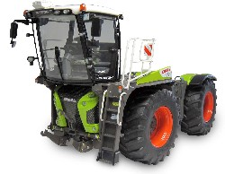 CLAAS XERION 4000 SADDLE TRAC 1:32